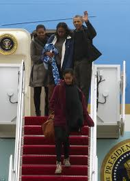 Obama S Vacation President Obama And Family Return From Holiday Vacation For Last