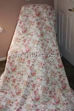 Shabby Chic Twin Quilt by Vintage Chic Darcy Twin Quilt Reversible Shabby Chic Style Ebay