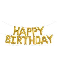 happy birthday balloon mylar 16 happy birthday balloon banner