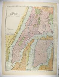 wedding gift nyc 488 best antique city maps and plans images on