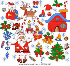 hand drawn santa claus stock images royalty free images u0026 vectors