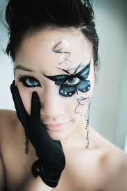 pretty halloween eye makeup best 25 butterfly makeup ideas on pinterest butterfly costume