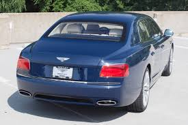 2014 bentley flying spur stock 4nc095555 for sale near vienna