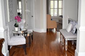 Zebra Laminate Flooring Home Tour Featuring Oliver Gal Artist Co Crockpot Empire