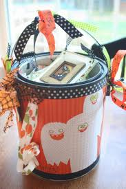 Halloween Baskets Gift Ideas 87 Best Paint Can Ideas Images On Pinterest Paint Cans Crafts
