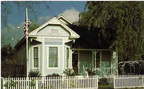 burbank house the mentzer house in burbank postcard san fernando valley blog