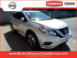 nissan murano accessories 2017 new 2017 nissan murano for sale cornelius nc 5n1az2mg6hn144272