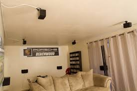 atmos home theater mobilees39 home theater gallery apt atmos setup 16 photos homes