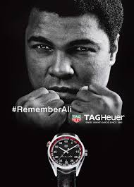 tag heuer ads tag heuer muhammad ali price in india and review
