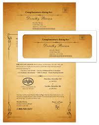 funeral invitation sle wonderful seminar invitation card sle 33 in funeral invitation