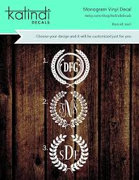 23 best monogram images on pinterest silhouette cameo