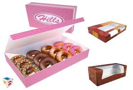 Personalized Donut Boxes Gocustomboxes Is Https Www Gocustomboxes Co Uk Donut Boxes