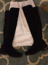 womens black knee high boots size 9 stuart weitzman knee high boots s us size 9 ebay