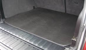 vauxhall vectra black high quality black boot mat to fit vauxhall vectra 2003 on