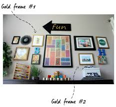 Wall Picture Frames by How To Thrift Picture Frames Tips For Finding Pieces For A
