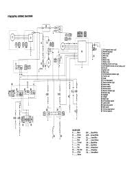 honda atv fourtrax es engine diagram wiring diagrams