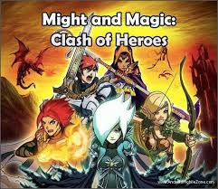 might and magic clash of heroes apk might magic clash of heroes mod apk 1 4 unlimited money