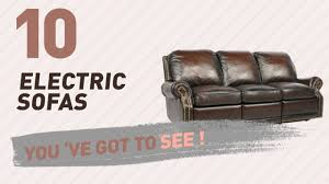 Electric Sofa Bed Electric Sofas Collection New U0026 Popular 2017 Youtube