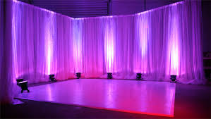 white floor rental floor rental dj thompson orlando wedding dj