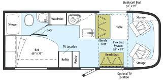 itasca rv floor plans itasca rv floor plans itasca sunrise rv floor plans