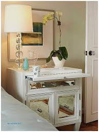 Mirrored Glass Nightstand Storage Benches And Nightstands Elegant Mirrored Glass Nightstand