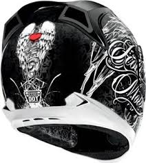 black friday motorcycle helmets womens pink motorcycle helmet icon airframe street angel