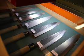 yaya u0027s yum yums japanese knives and sakai the city of knives