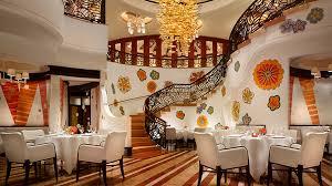 Main Dining Room Costa Di Mare Las Vegas Restaurants Las Vegas Us Forbes