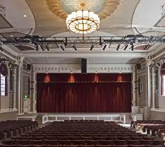 Performing Arts Center Design Guidelines Portfolio Design Collective