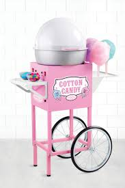nostalgia hard and sugar free candy cotton candy maker