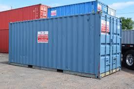 8 u0027 x 20 u0027 conex containers t p trailers inc