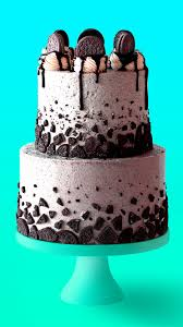 double stacked oreo cake recipe tastemade