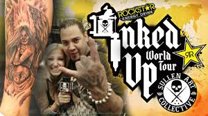 tattoo convention coverage rockstar inked up tour seattle 2 of 3