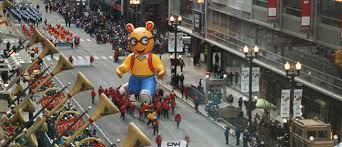 city of chicago mcdonald s thanksgiving parade