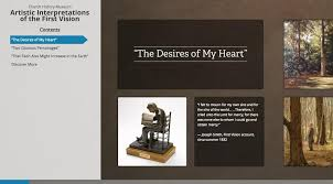 Artistic Features Lds Church History Museum U0027s New Online Art Exhibit Features The