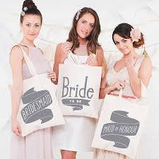 bridesmaid tote bags bridesmaid tote bag by alphabet bags notonthehighstreet