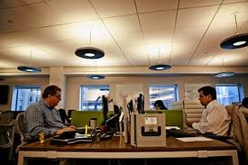 american express employee help desk warming up to the officeless office wsj