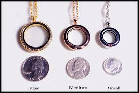 large locket necklace images Jenni b charmed floating lockets charms i large rose gold jpg