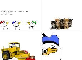 Donald Meme - uncle donald