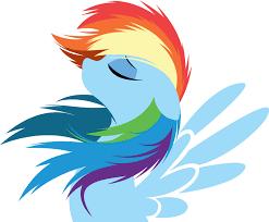 rainbow dash by rariedash on deviantart