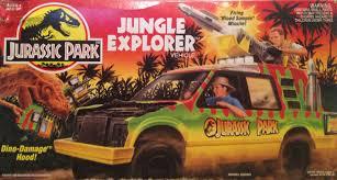 jurassic park jungle explorer jp toys