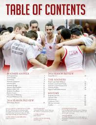 2014 oklahoma men u0027s gymnastics media guide by ou athletics issuu