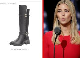 ivanka trump amazon ivanka trump s boots are getting some hilariously brutal reviews on