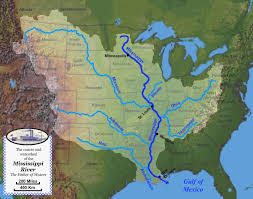 Mississippi rivers images Mississippi river system wikipedia jpg