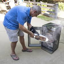 char broil deluxe digital electric smoker char grills