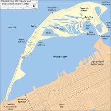 Island Lake State Park Map by File Presque Isle State Park Map Png Wikimedia Commons