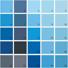 blue paint swatches benjamin moore paint colors blue palette 15 house paint colors