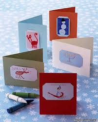 magnet christmas cards christmas lights decoration