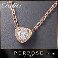 cartier heart diamond necklace images Purpose inc rakuten global market cartier cartier deer man jpg