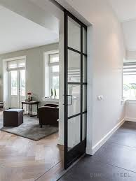 Interior Glass Sliding Doors Best 25 Interior Sliding Doors Ideas On Pinterest Sliding Doors